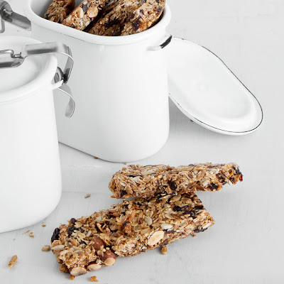 Cherry-Almond Granola Bars
