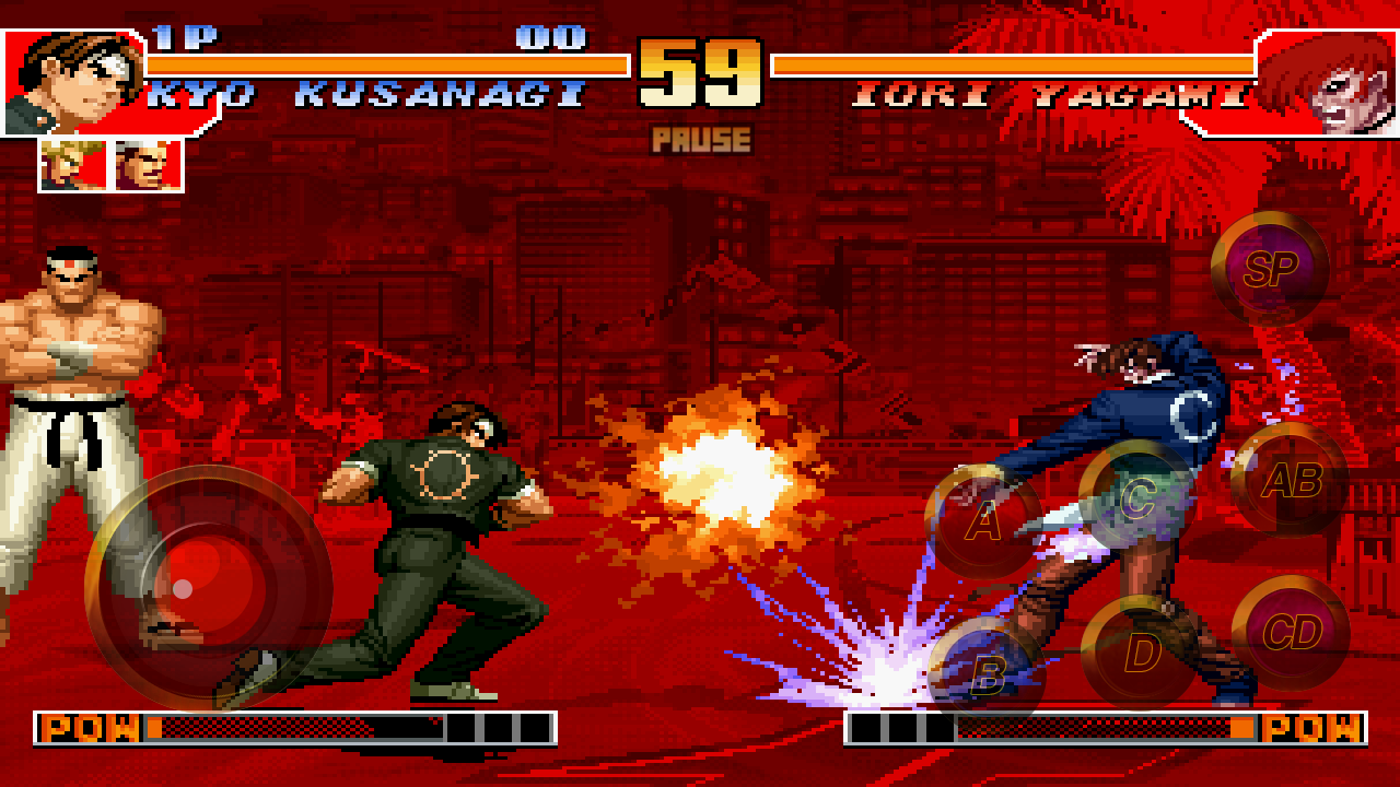 THE KING OF FIGHTERS '97 Screenshot 4