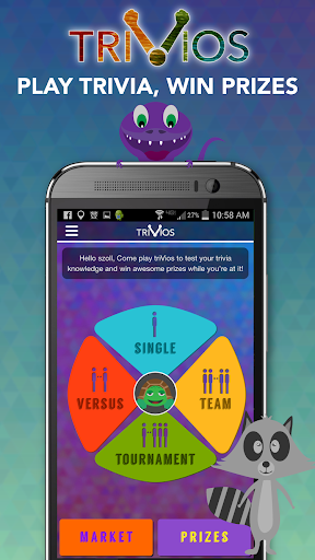 TriVios Trivia - screenshot