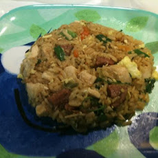 Fried Rice - Zojirushi Rice Cooker