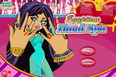 Egyptian Hand Spa - screenshot