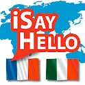 iSayHello French - Italian icon