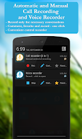 Screenshot of Call recorder (Free)