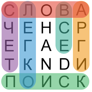 APK Game Поиск Слова for BB, BlackBerry