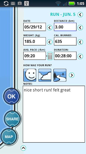 Hal Higdons 1/2 Marathon - N1 - screenshot