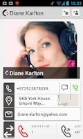 Screenshot of CallmyName -Dialer & Caller ID