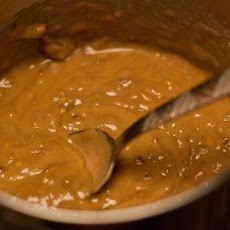Spicy Thai Peanut Sauce