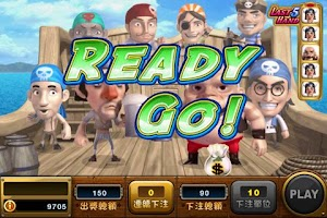 Screenshot of CaptainJack Slots by gametower