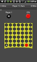 Screenshot of Connect 4 - Standard Game