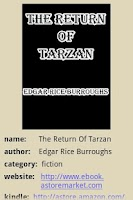 Screenshot of The Return Of Tarzan