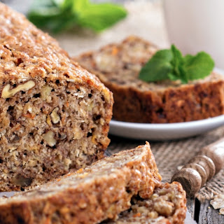 Slow Cooker Oatmeal Banana Bread