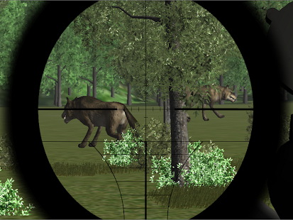 Kill Wolf Sniper Hunting 3D - screenshot