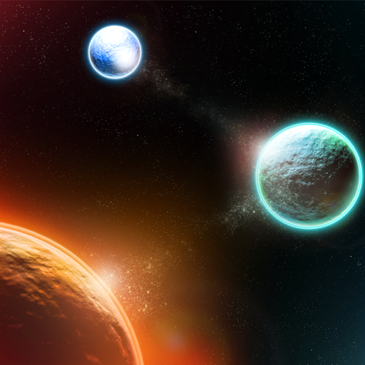 Galactic Synergy LWP Free LOGO-APP點子
