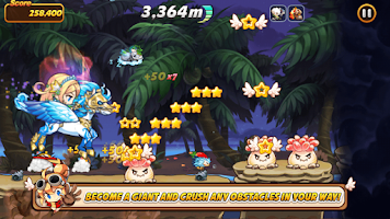 Screenshot of WIND RUNNER