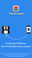 Screenshot of PokéCreator