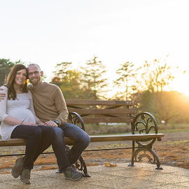 38 Weeks! by Jordan Chapell - People Maternity ( 38 weeks, maternity )