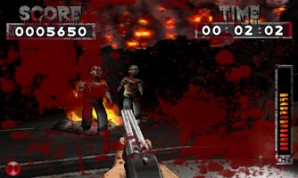 Screenshot of Ambush Zombie Free