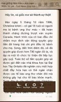 Screenshot of Lạc Việt Reader