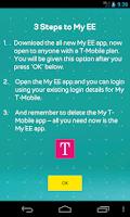 Screenshot of My T-Mobile