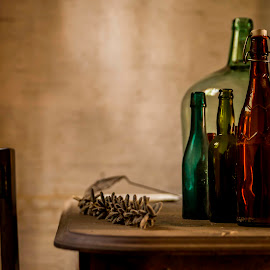 by Tim Verbeeck - Artistic Objects Still Life