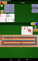 Screenshot of Cribbage Pro