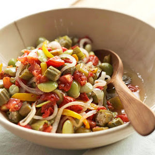 Okra And Tomato Tomatoes Recipes