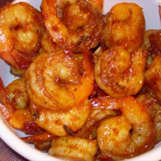 Grilled Shrimp -- Mmmmmm