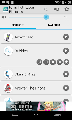 Download ringtone notification lucu