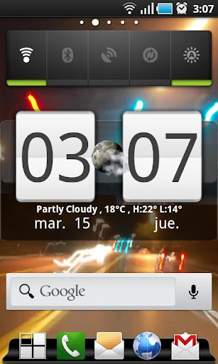 Speed TAXI Live Wallpaper