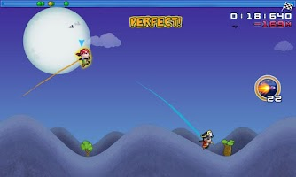 Screenshot of Speed Hiker