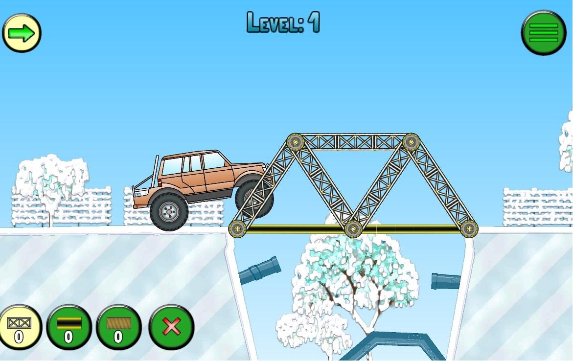 Frozen bridges (Free) Screenshot 5
