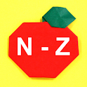ABC Origami II (NOPQRSTUVWXYZ) icon
