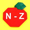 ABC Origami II (NOPQRSTUVWXYZ)
