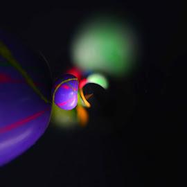 Eclipse by Prasanta Das - Digital Art Abstract ( planetss, image, digital, eclipse )