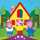Les Trois Petits Cochons icon
