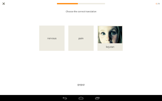 Learn Indonesian With Babbel APK screenshot thumbnail 9