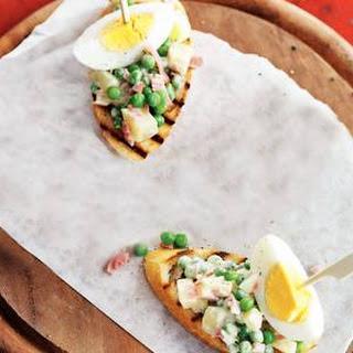 Sweet Pea And Ham Salad Recipes