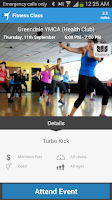 Screenshot of Karate Training