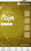 Screenshot of My Najm