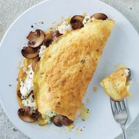 Mushroom+omelet Recipes | Yummly