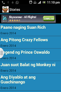 Night Stories - Filipino - screenshot