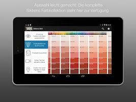 Screenshot of Sikkens DE