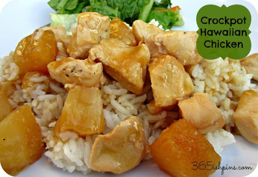 10 Best Pineapple Chicken Rice Crock Pot Recipes