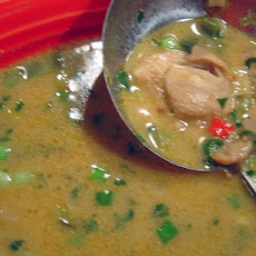 Thai Style Chicken Soup