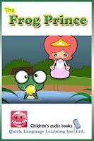 Screenshot of The Frog Prince