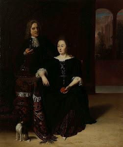 RIJKS: Matthias Wulfraet: painting 1694