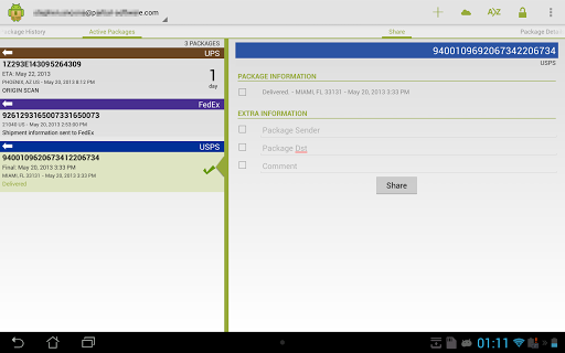 Package Buddy Pro - screenshot