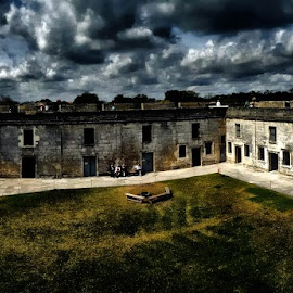the fort by Jon Radtke - Buildings & Architecture Public & Historical ( the fort )