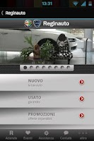 Screenshot of Reginauto Mobile