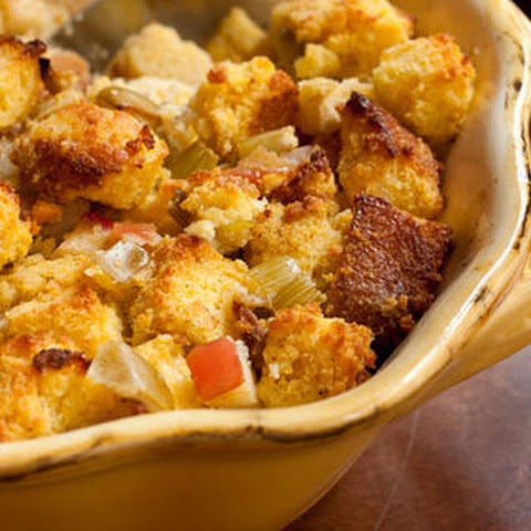 Cornbread and Apple Stuffing